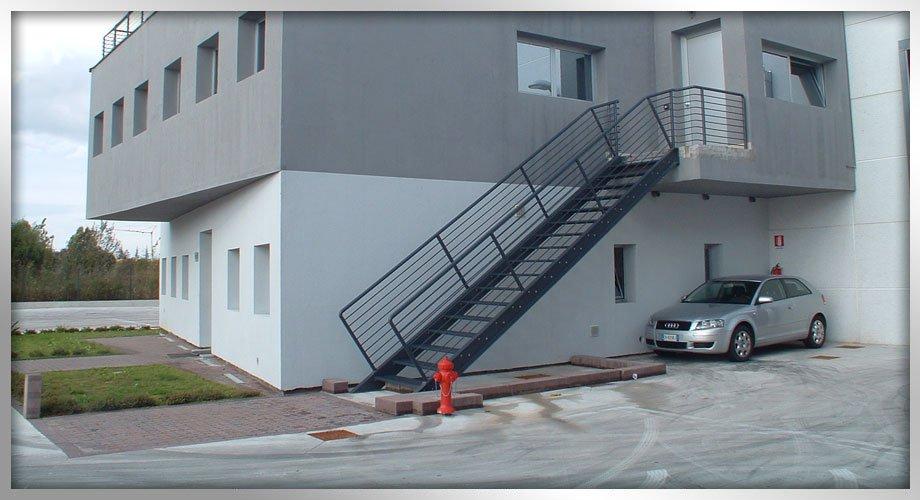 Scale da esterno - Scale da esterno in muratura ...